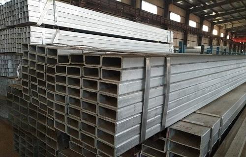 黑龙江Q235镀锌国标方矩管厂家价格