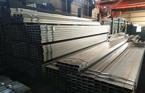 西宁市小口径镀锌方钢管厂家