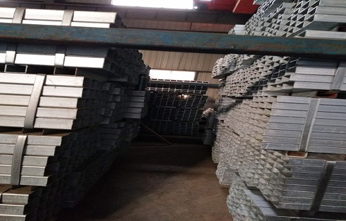 黑龙江Q235B热镀锌方矩管厂家定做