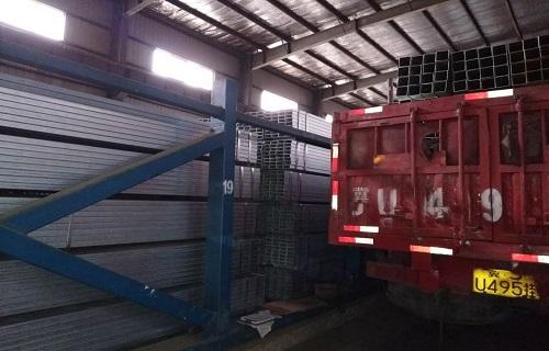 蚌埠鍍鋅結構用方鋼管廠家現貨