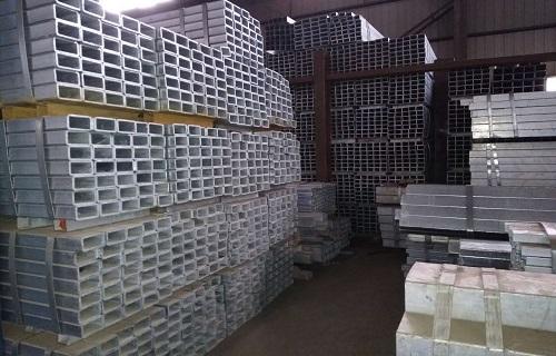 江西Q235镀锌国标矩管厂家价格