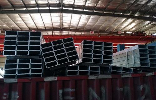 锡林郭勒镀锌直缝焊接方管今日厂家价格