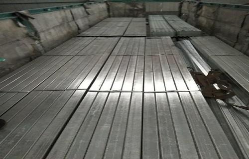 东营450*450*9.5镀锌方管价格行情