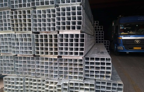 锦州Q235镀锌国标矩管厂家价格