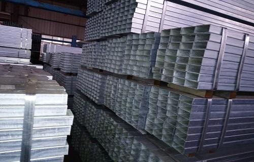 江西q195厚壁热镀锌方形管价格行情