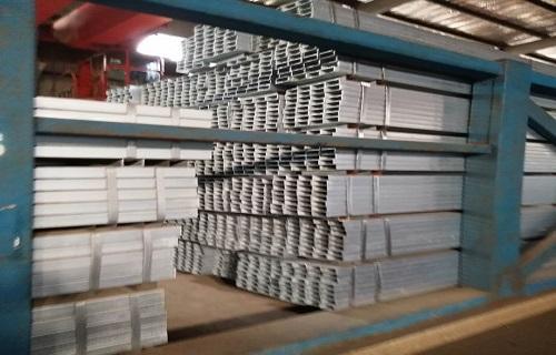 海南450*450*13.75镀锌方管厂家直供