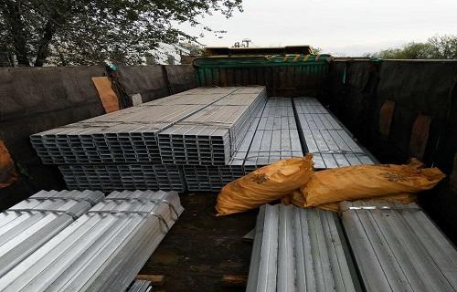 海南400*400*9.75镀锌方管真正厂家