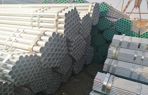 蚌埠鍍鋅焊管廠家定做