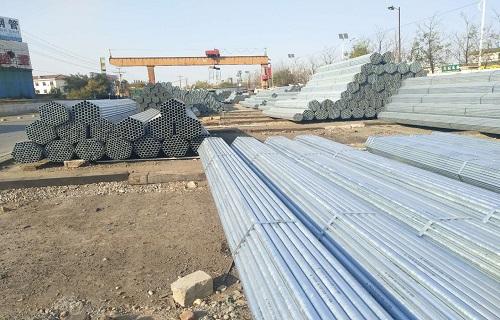 西宁Q235热镀锌焊管厂家直发