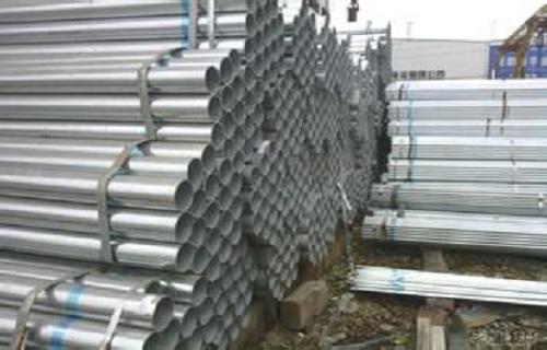 广安SC150镀锌管收费标准
