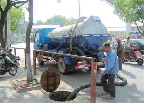 沂水废水运输