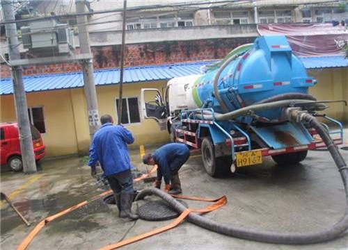 什邡清理化粪池厂家资质齐全