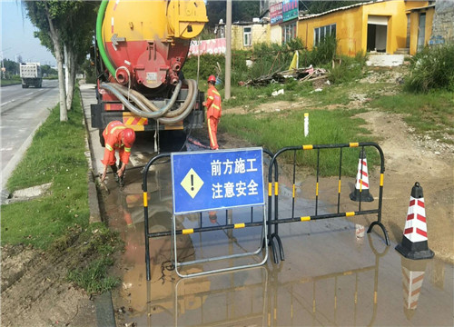 广汉沉淀池清理团队上门服务