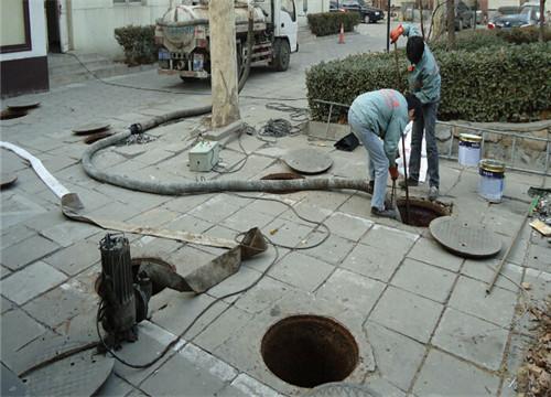 威远清理化粪池收费低