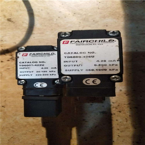 TYPE 550-DCD电气转换器支持维修美国仙童西宁