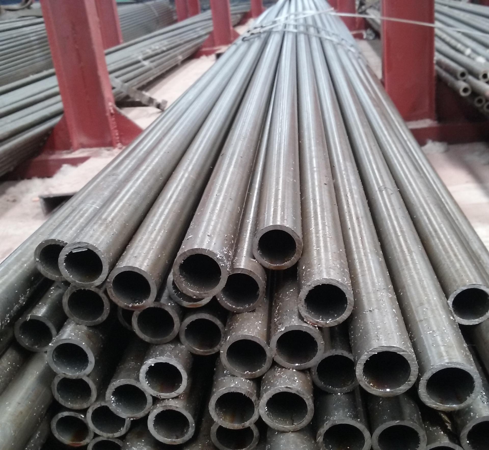 本溪16mn/Q345B厚壁精拔钢管追求质量
