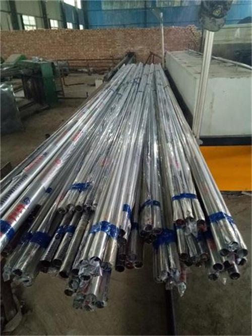 海南不锈钢复合管钢板立柱价格低