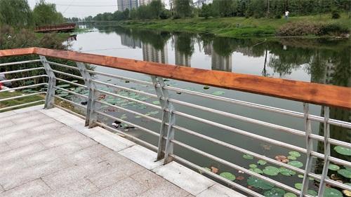 湖南双金属复合管护栏产品报价
