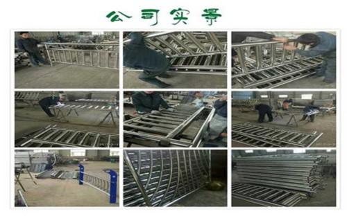河道防護不銹鋼欄桿蚌埠廠家定尺切割