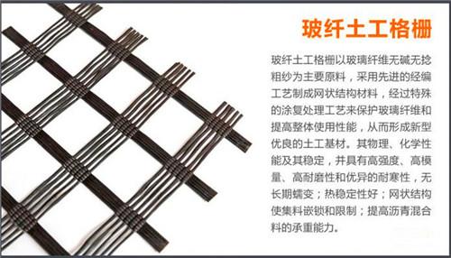 新余玻璃纤维土工格栅经销商-