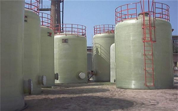 七星冶炼化水站取样槽