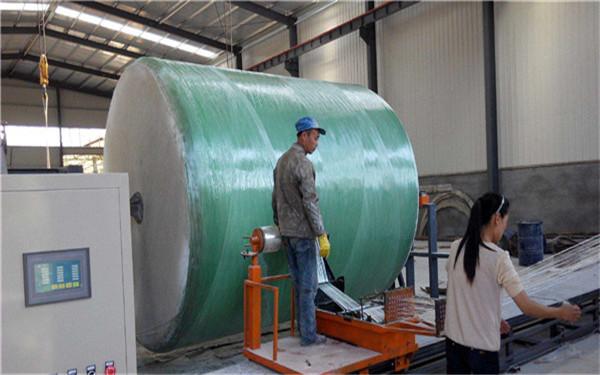 花山区聚合氯化铁储槽