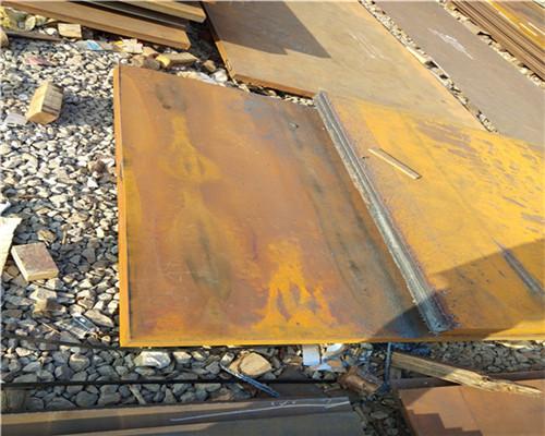 兴澄NM450耐磨钢板实图