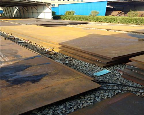 舞钢nm450耐磨钢板环保机械