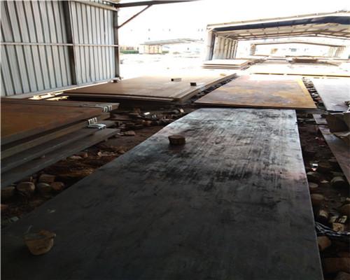 涟钢NM450耐磨板代理销售