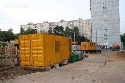西宁出租发电机日租月租价格嘉斯机电有限公司