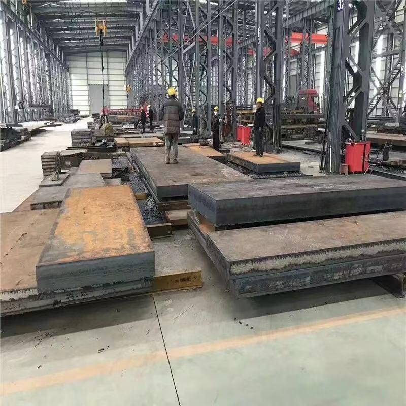黑龙江耐候锈钢板现货