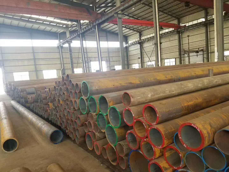 76mm口径大口径厚壁钢管厂家天津