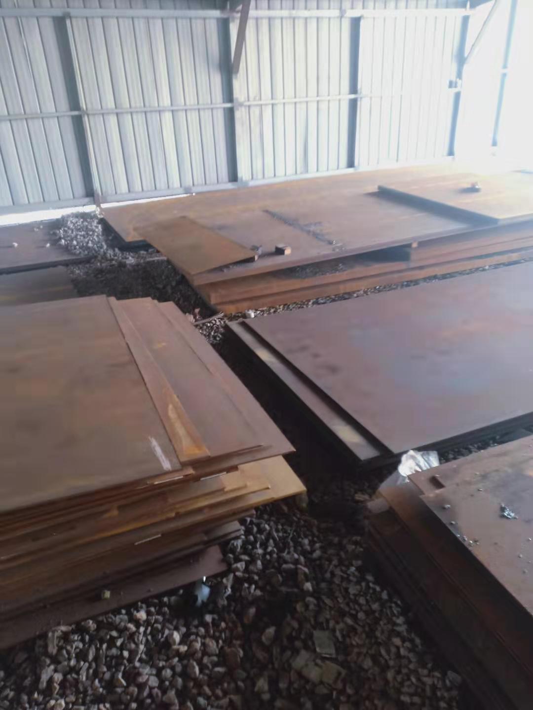 张家界新钢耐磨板NM360材质
