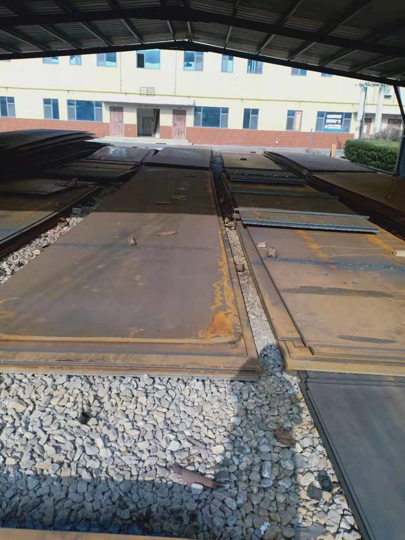 西宁舞钢耐磨钢板NM360价格合理