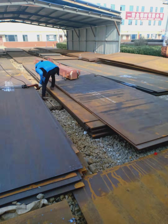 西宁涟钢耐磨钢板NM360厂家