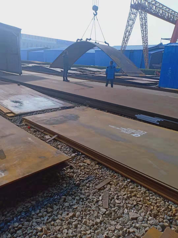 北京宝钢耐磨板NM360流程说明