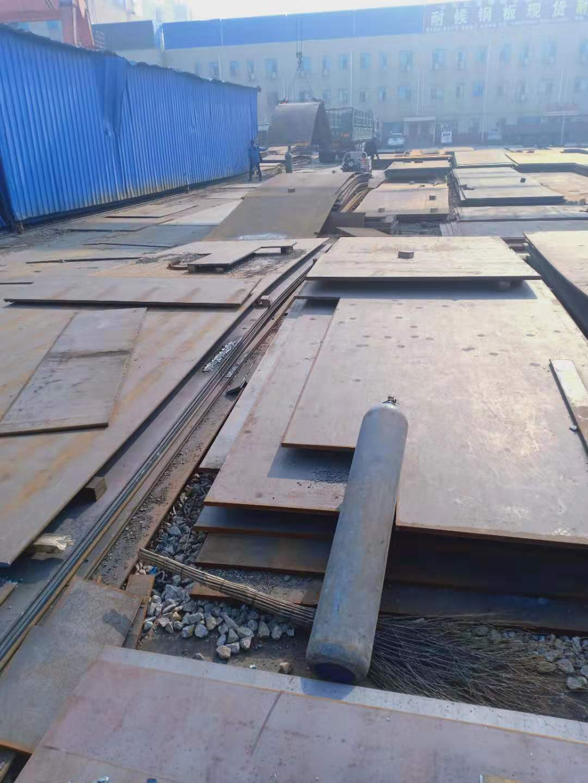 张家界涟钢耐磨NM360钢板厂家