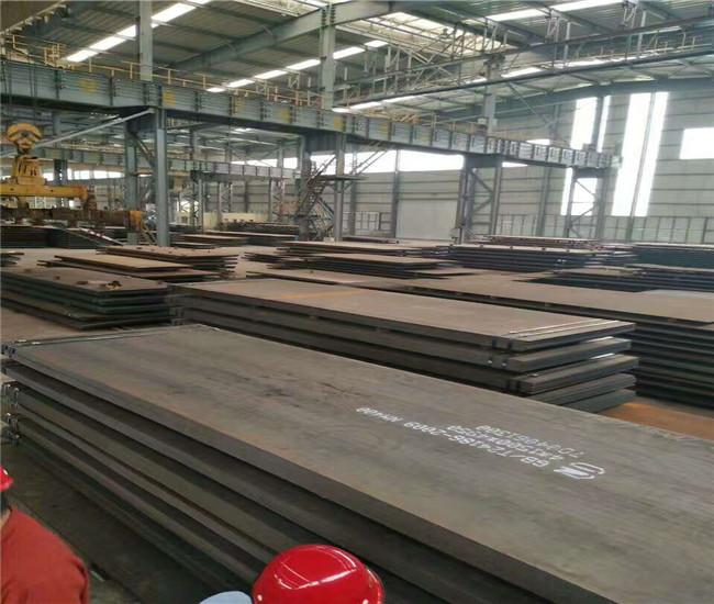 安徽新余耐磨钢板NM450价格走势