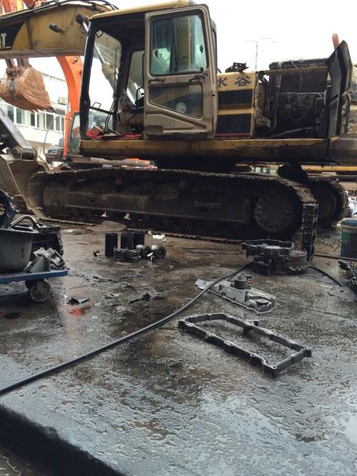 日立旋挖钻机维修的价格