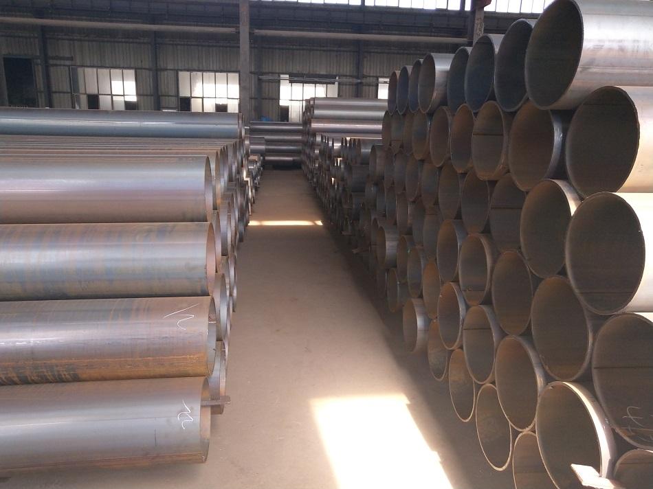 马鞍山Q235B焊接钢管亿铭泰牌 直缝钢管厂商