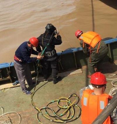 廊坊市潜水员打捞队-实事求是
