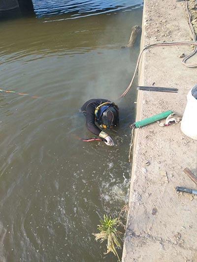 黑龙江水下拆除公司-潜水员拆除公司