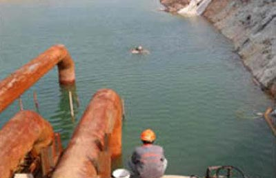 长沙水下拆除公司-潜水员拆除公司