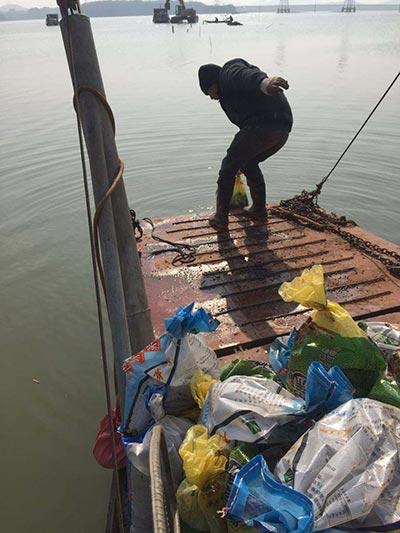 安庆市潜水员服务公司-水下施工队
