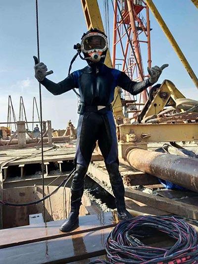 临沂水下安装公司-本地施工队