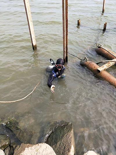 廊坊水下堵漏公司-堵水热线