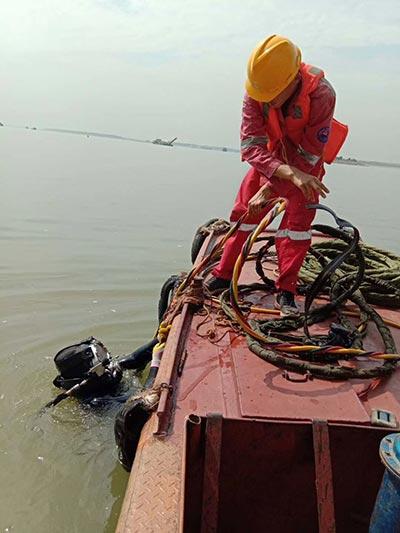 西宁带水下堵漏公司-附施工队