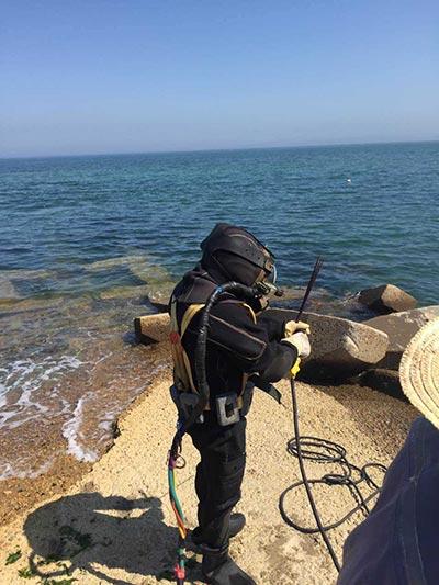 湖南水下安装公司-潜水员安装公司