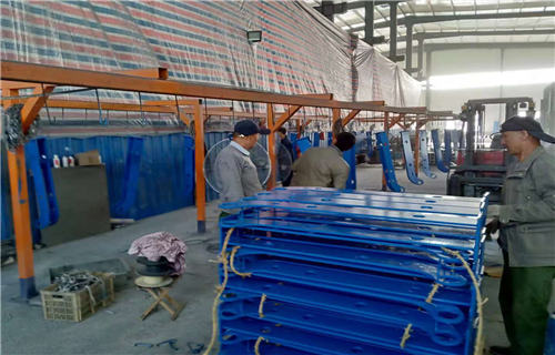 辽宁不锈钢碳素钢防撞护栏低价位