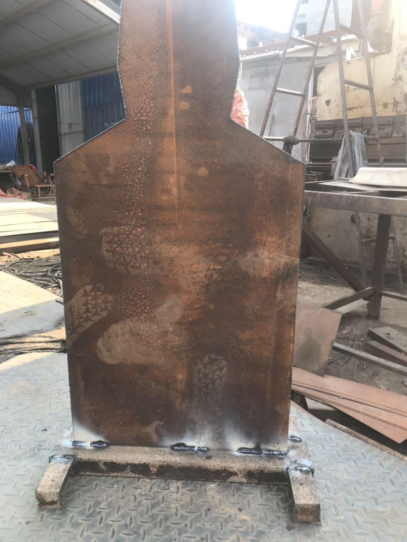 洛阳NP500防弹钢板起到靶品质卓越